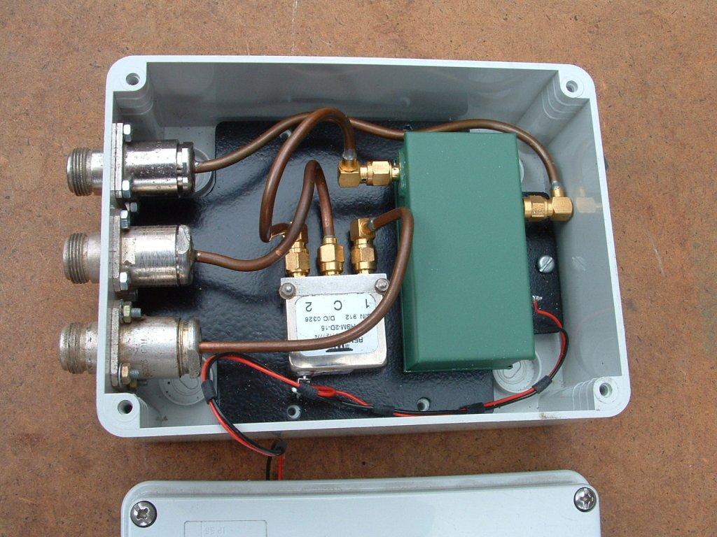 Amateur Radio Transverters